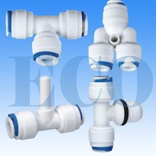 Plastic Water Quick Coupling for Water Filter