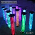 Caliente 2015 nuevo 40 pulgadas de luz led de cristal pilar de la boda de la boda para la decoración de fiesta la decoración de la boda proveedor( mws- 002)