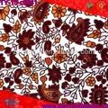 De peso medio de áfrica llanura tejido popelín de algodón, cien natural de algodón tela de piel de topo