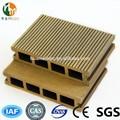 Joist wpc/wood plastic composite deck bordo/wpc fábrica na china