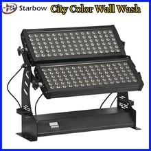 IP65 waterproof 180x3w rgb led wall wash