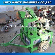 Hydraform WT1-20 indonesia brick machine eco brava plus concrete block making machine for sale