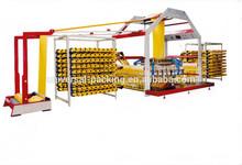 6 shuttles circular loom/pp woven bag making machine