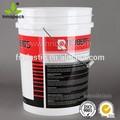 Billige gedruckt plastikeimer/20 liter fässer