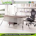 Personalizado- feito moderna móveis para escritório aço de primeira qualidade a elaboração da tabela