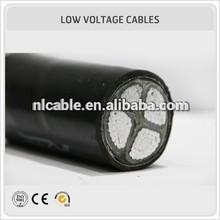 0.6/1kv 3x240mm2+1x120mm2 Aluminuim cable
