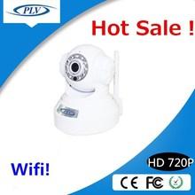 Hot selling 720P HD wireless ip66 ir robot waterproof wifi ip camera FCC,CE,ROHS Certification