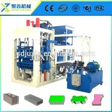 small brick making system/hydraulic system brick machine,QT6-15 brick block machine