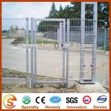 Shengcheng garden decoration metal gates cheap fence gate