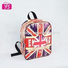 2015 fashion wholesale cheap kids cartoon picture of school bag