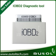 New Arrival iOBD2 scanner Connect with Wifi for iPhone Support vehicles with OBD II/EOBD protocol