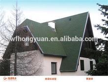 roof tile Type and Colorful asphalt shingles for roofing Material asphalt shingles
