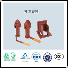 Container semi triler turn lock , semi trailer parts