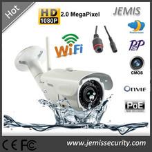 Outdoor PTZ IP Camera POE Onvif Waterproof &Vandal resist H.264 onvif 720P,1080P ir day and night wireless JM-812VW
