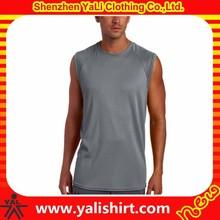 Quick dry new arrival breathable plain fitness sleeveless polyester custom basketball jersey design