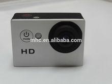 30M waterprooof HD 720p digital sports camera 140 degree waterproof HD digital sports camera wide-angle extreme sports camera