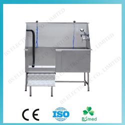 BS0708 Stainless steel pet/dog grooming bathtub