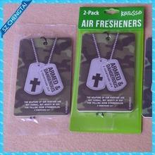 best choice long lasting fragrance custom car air freshener