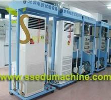 Cabinet type air conditioner skill training equipment Educational Equipment Didactique Equipment Mechatronics Training