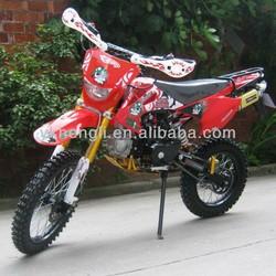 Newest design top quality 150cc china dirt bike