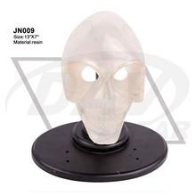 """13""""x7"""" resin movie skull"""