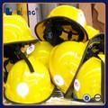 de alta calidad de plástico de bombero de rescate de extinción de incendios casco