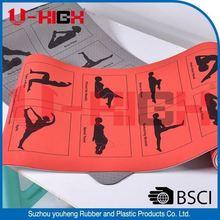 rubber yoga mats 003 TPE Printed Yoga Mat