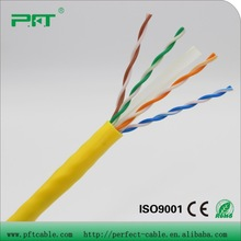 High Performance home or office high-speed network UTP 23 AWG Cat6 cable