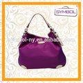 yeni markalı moda pvc çanta taşımak