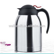 2015 NEW! Double vacuum thermo pott/vacuum coffee pot/vacuum jug