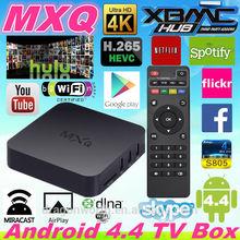 dragonworth m12 MXQ s85 g box quad core mxq android tv box remote control