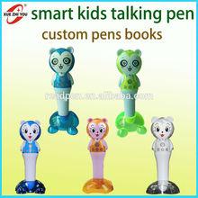 Custom Spirit Kid Electronic Reading Pen simple design universal touch electronic Talking pen