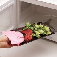 silicone rubber oven gloves