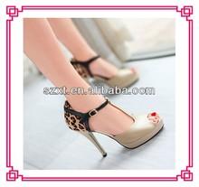 Elegant dress high heel women shoes sexy high heel sandals