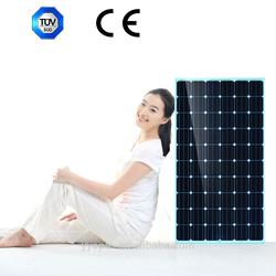 high efficiency thermodynamic 250W solar panel