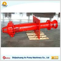 vertical spindle pumps