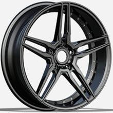 progressive energy-saving car alloy wheels 5x100