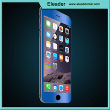 """fullbody Mirror Color Tempered Glass Screen Protector For iPhone 6 4.7"""""""