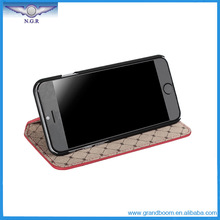 Best Price Luxury Genuine Leather Case for Apple iphone 6 Retro Crocodile Cover for iphone6 plus