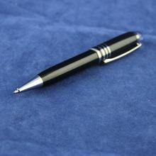 Jiangxin Carbon fiber ball pen black gold for women
