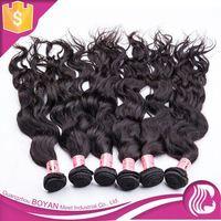Full And Thick 100% Natural Human Hair Manufacturer Brazilian Human Honey Brown Hair
