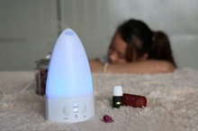 auto power of aroma diffuser120ml led aroma diffuser with oil