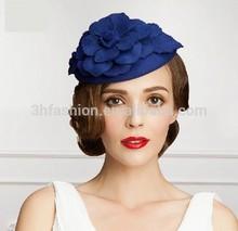 Women's wool felt hats