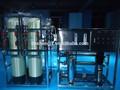 de agua de pvc máquina de la purificación