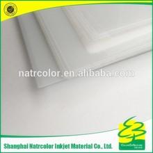 Waterproof Inkjet Film for Positive Screen printing