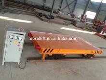 50ton Rails Transfer Van for Warehouse
