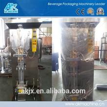 Automatic plastic bag water filing sealing machine/water filling machine
