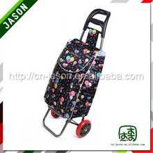 folding shopping trolley abs two wheels shopping cart shopping trolley luggage
