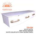 Td-e09 venda quente europeu caixão