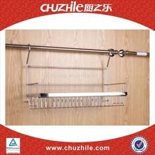China kitchen hardware industrial ChuZhiLe chrome plated magic shelf distributor